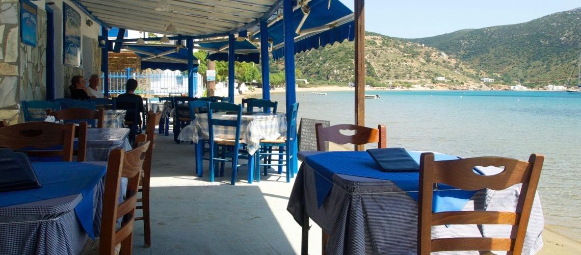 Opskrifter på græsk mad